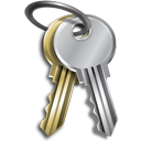 set of keys onequartermama.ca image from wiki commons