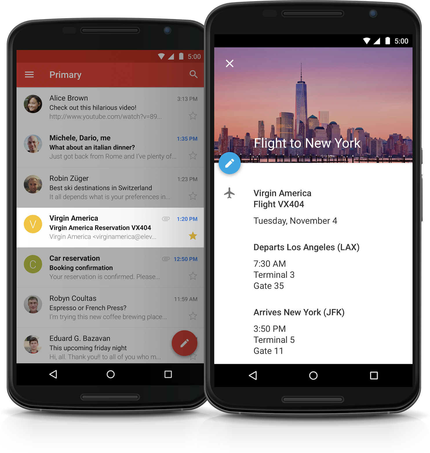 install new google calander app apk file