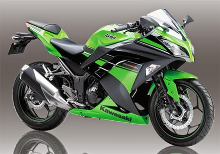 Harga dan Spesifikasi Terbaru Kawasaki Ninja 250cc FI Februari 2016