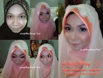 Make Up Untuk Majlis Bertunang - Ms Ida