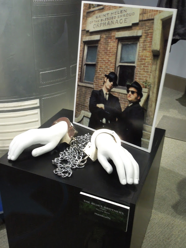 Blues Brothers handcuff props