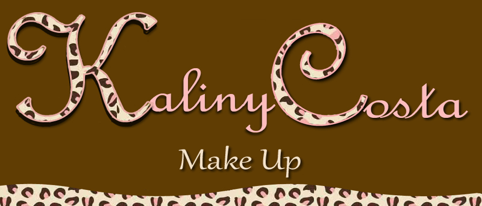 Kaliny Costa Make Up