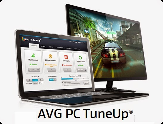 Download AVG PC TuneUp 2015 Full Version