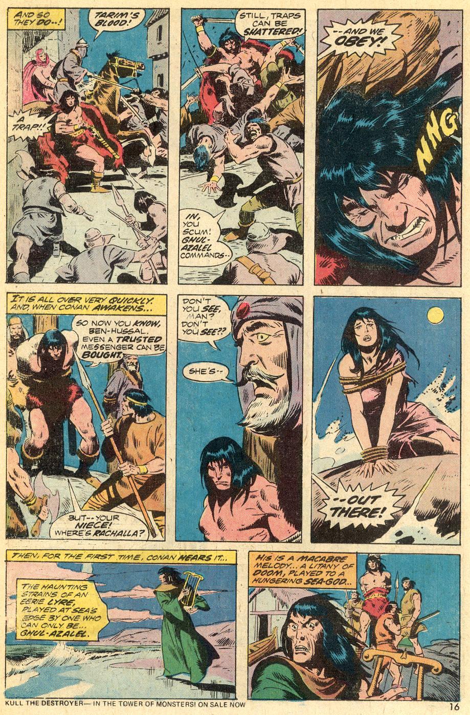 Conan the Barbarian (1970) Issue #39 #51 - English 11