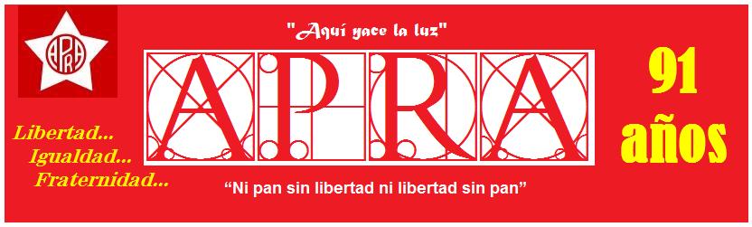 A.P.R.A. | 1924 - 2015
