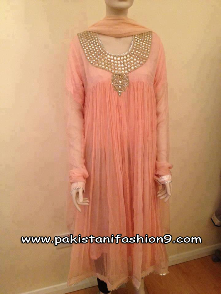 Collection 2013: New fashion collection in pakistan 2013 For girls