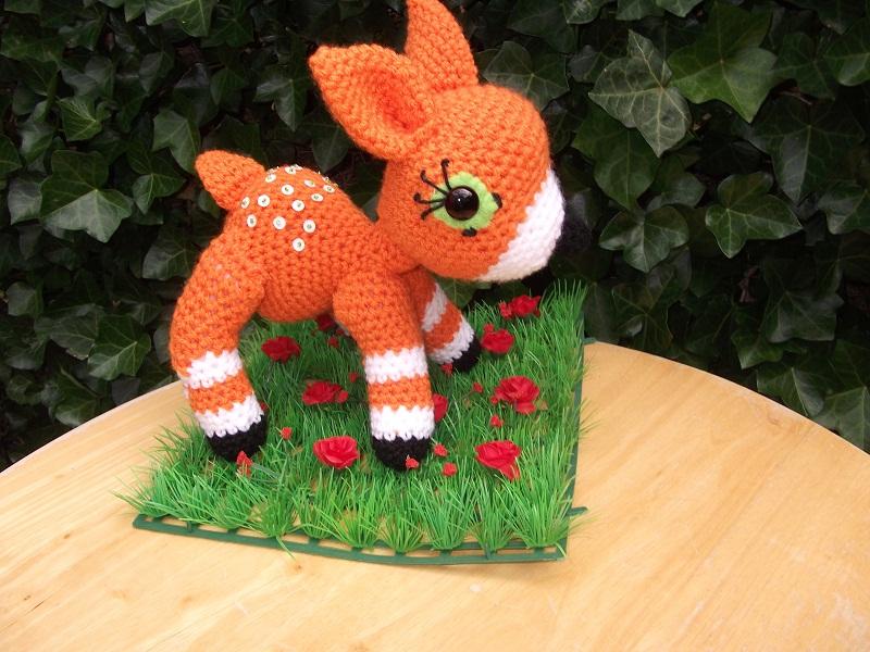 Madebyroxy Mijn Kleine Bambi