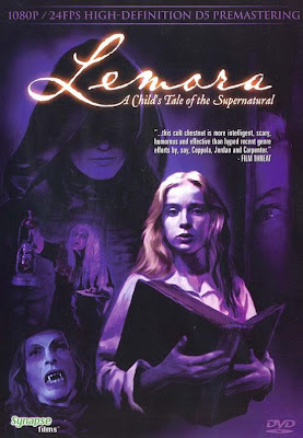 lemora a child's tale of supernatural 1973 cover poster