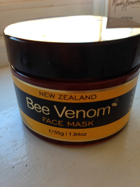 Nature's Beauty Bee Venom Mask