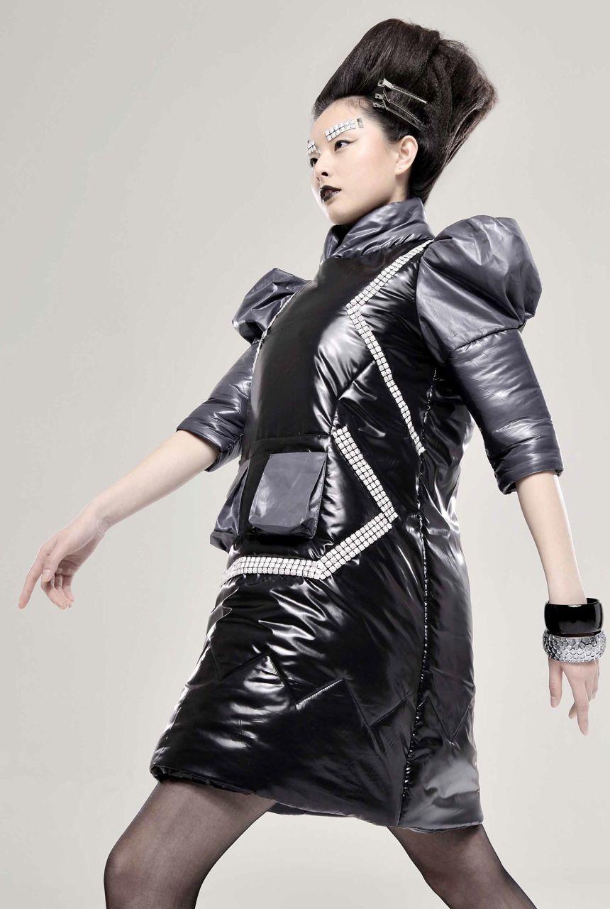 Armor and Robots fashion inspiration | Elena Fashion Design ...