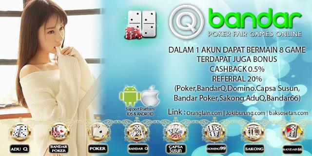 Image of Link login Terbaru Judi Bandar66 Online QBandar