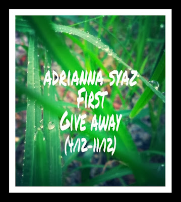 http://summerkisseswinterrain.blogspot.com/2013/12/adrianna-syaz-first-giveaway.html