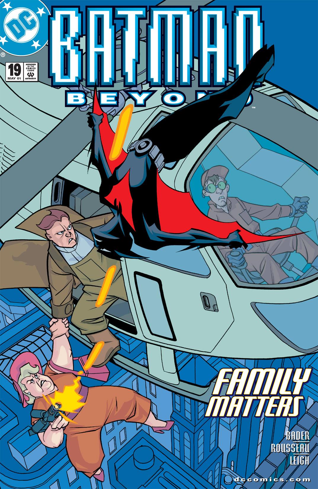Batman Beyond [II] Issue #19 #19 - English 1