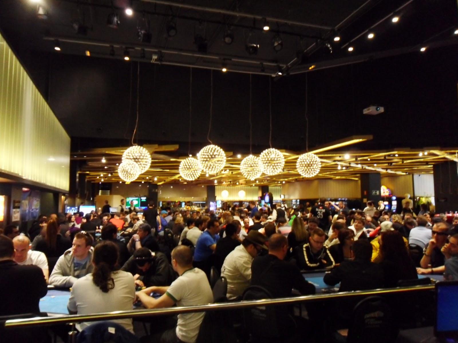 Casino barrière saint amand specatcle