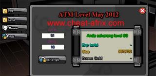 Ninja Saga Cheat Exp + Gold May 2012