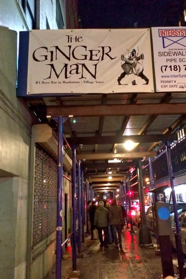 532. The Ginger Man