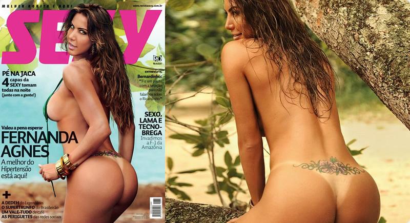 Sexy Maio – Fernanda Agnes (Hipertensão)