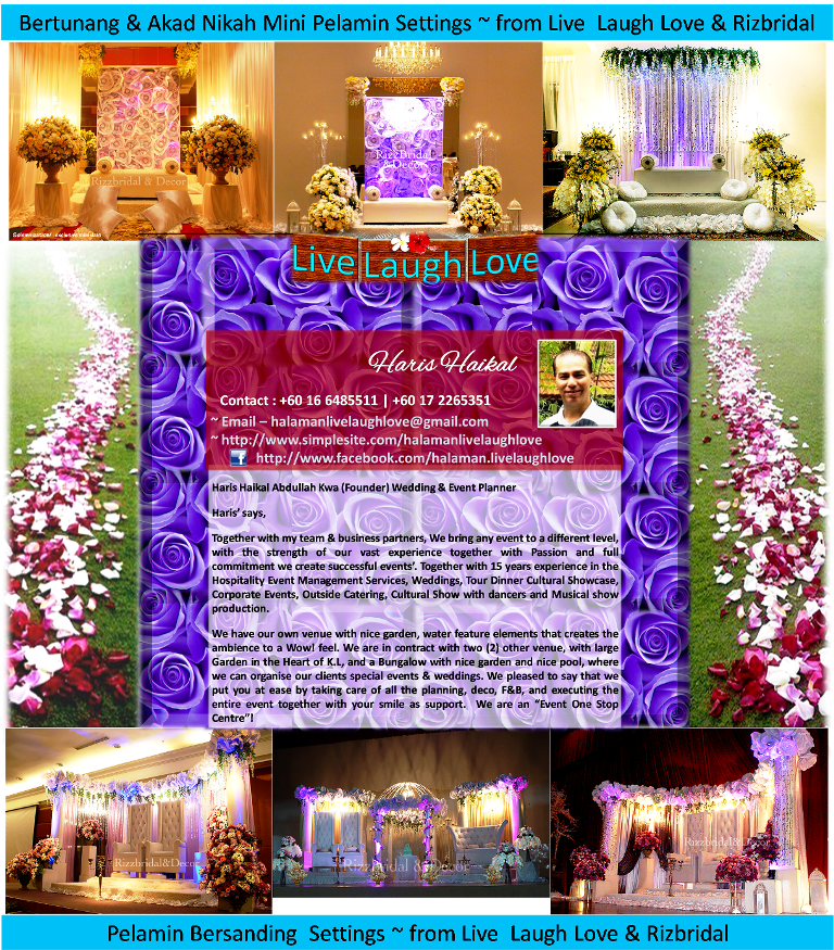 Weddings & Gatherings Planning & Venue