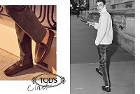 TOD'S AW2018 AD CAMPAIGN