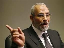 المفتي يرفض الحكم بالإعدام علي بديع وقيادات الإخوان