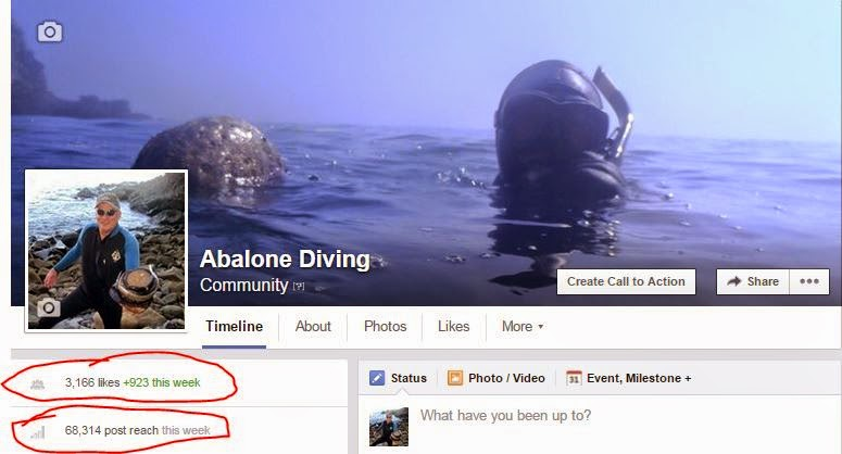 Abalone Diving Facebook Page