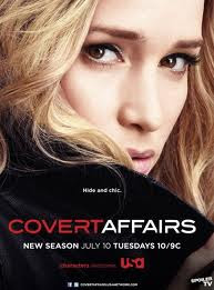 Assistir Covert Affairs 4 Temporada Legendado e Dublado
