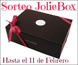 SORTEO EN THE PINK LADY BLOG