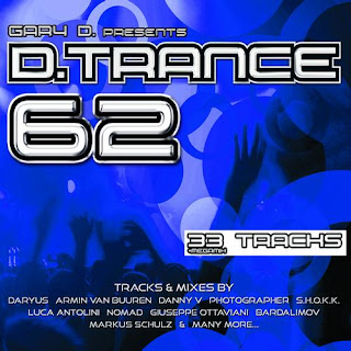 Gary D. Presents  D.Trance  Vol. 62  2013