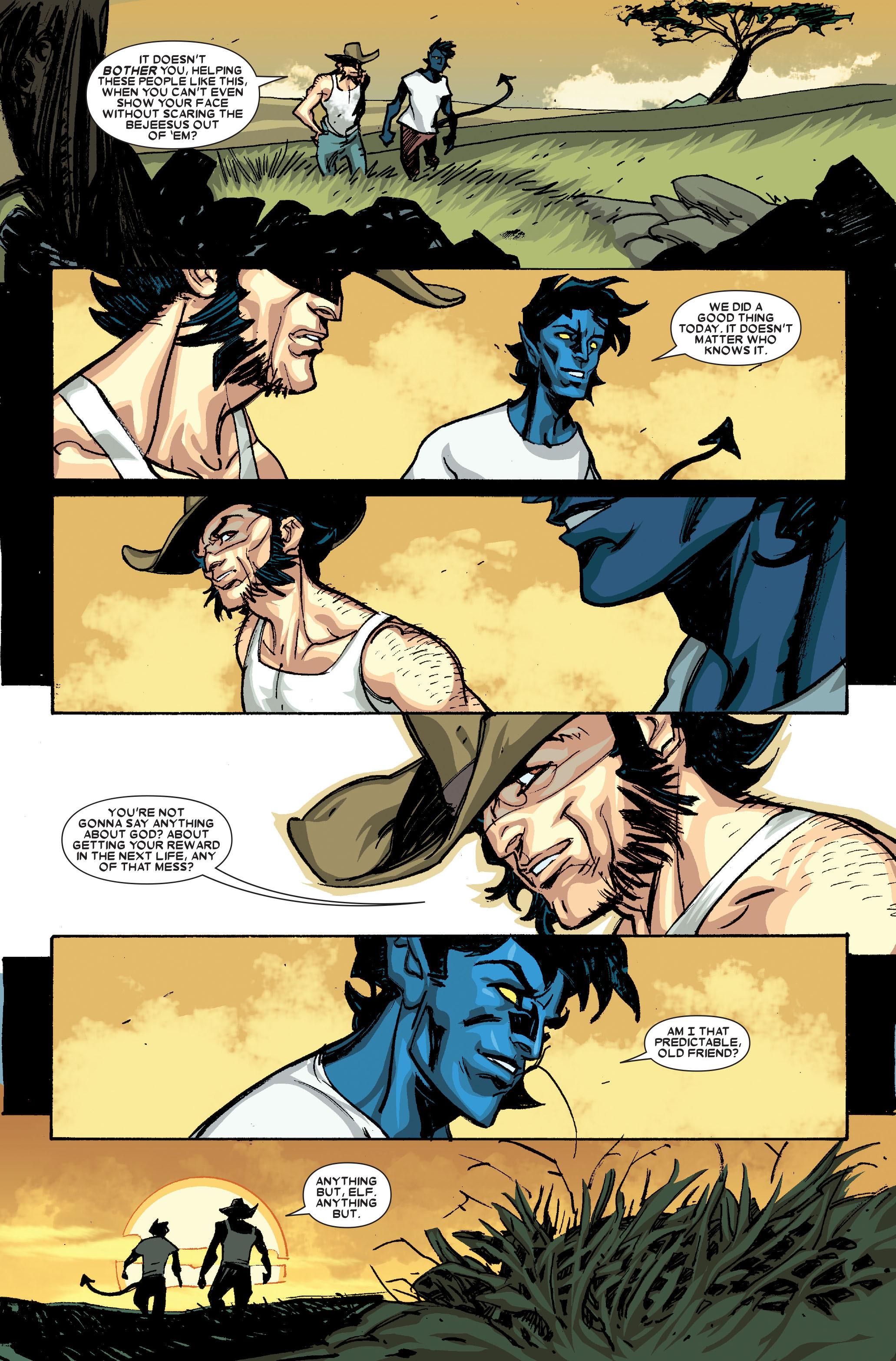 Wolverine: Weapon X #16 #16 - English 17