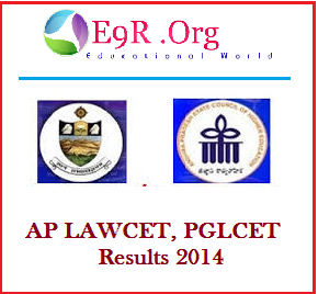 Manabadi AP Lawcet, PGLCET 2014 Results Download