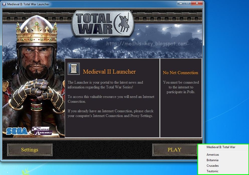 Medieval 2 total war как сделать оконный режим