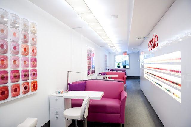 Essie Opens its First Flagship Salon in New York