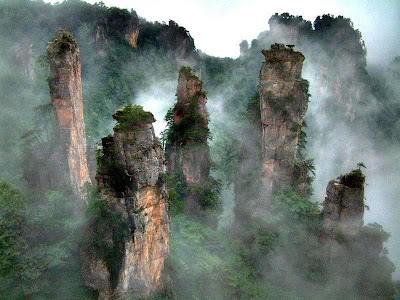 Heaven's Gate, Tianmen Mountain (Cina)
