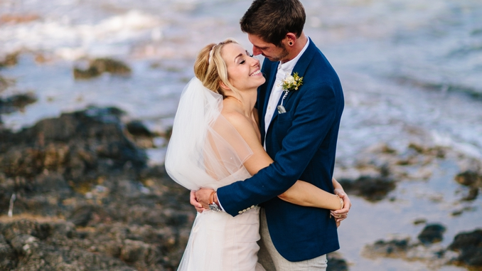Suzanne and Mark's gorgeous destination wedding in Crete photo by STUDIO 1208