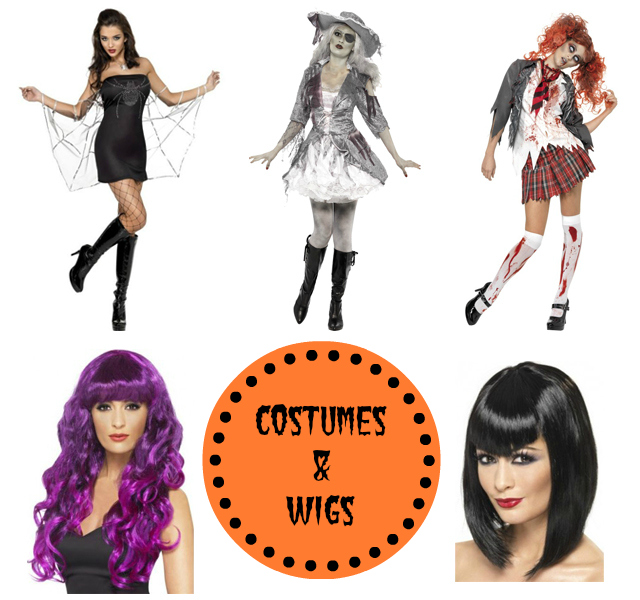 Halloween costumes and wigs 2013 Pauls Hair World