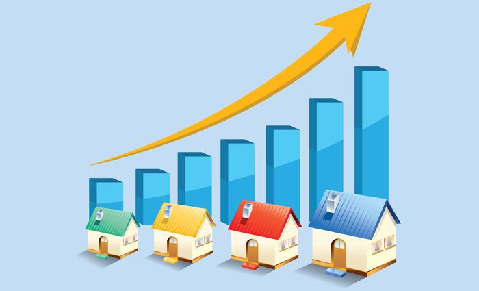 Giá nhà có thể tăng mạnh thời gian tới