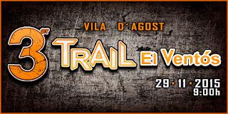 3er Trail El Ventós 2015