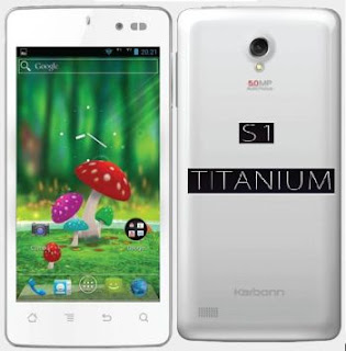 Karbonn Smart Titanium 1 price in India image