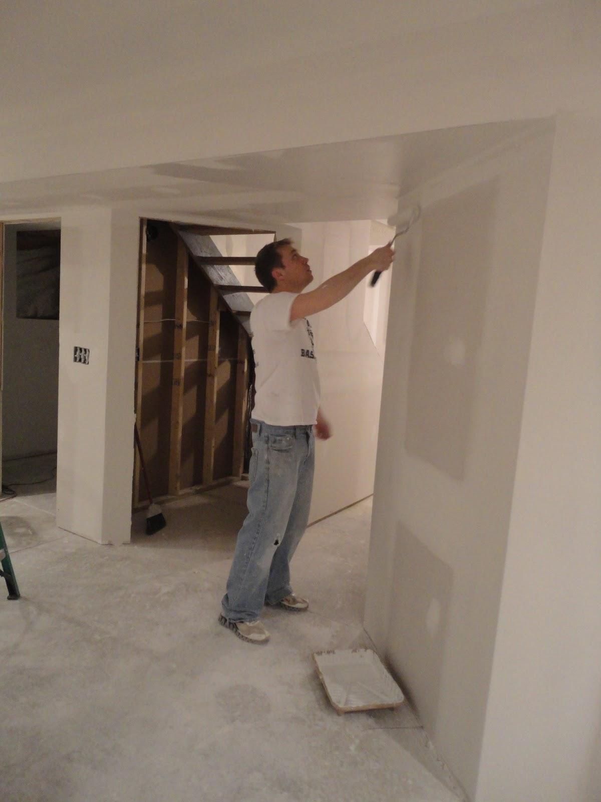 Primer for bathroom ceiling - Monday April 8 2013