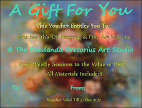 Gift Vouchers from the Studio: