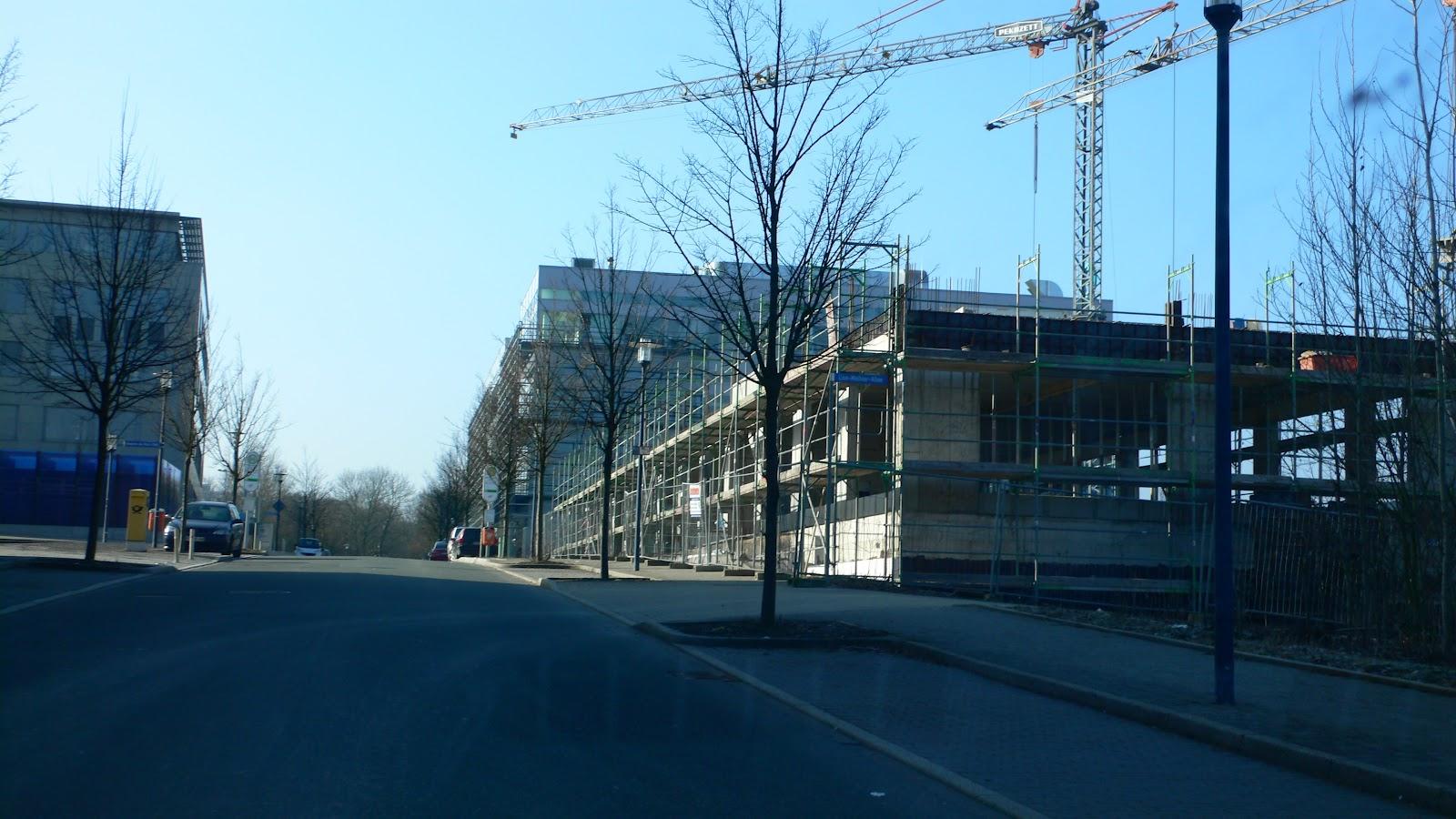 Bauprojekte bochum unternehmenszentrale zerna ingenieure gmbh fertig - Architekturburo bochum ...