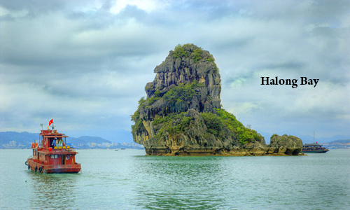 Vietnam's Halong Bay New Wonders in the world