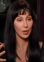 Cher in 'The Wrecking Crew'