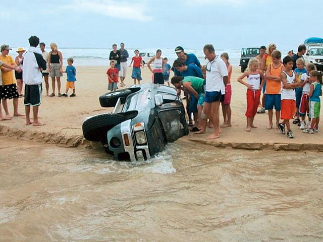 4runner 4x4 desert car