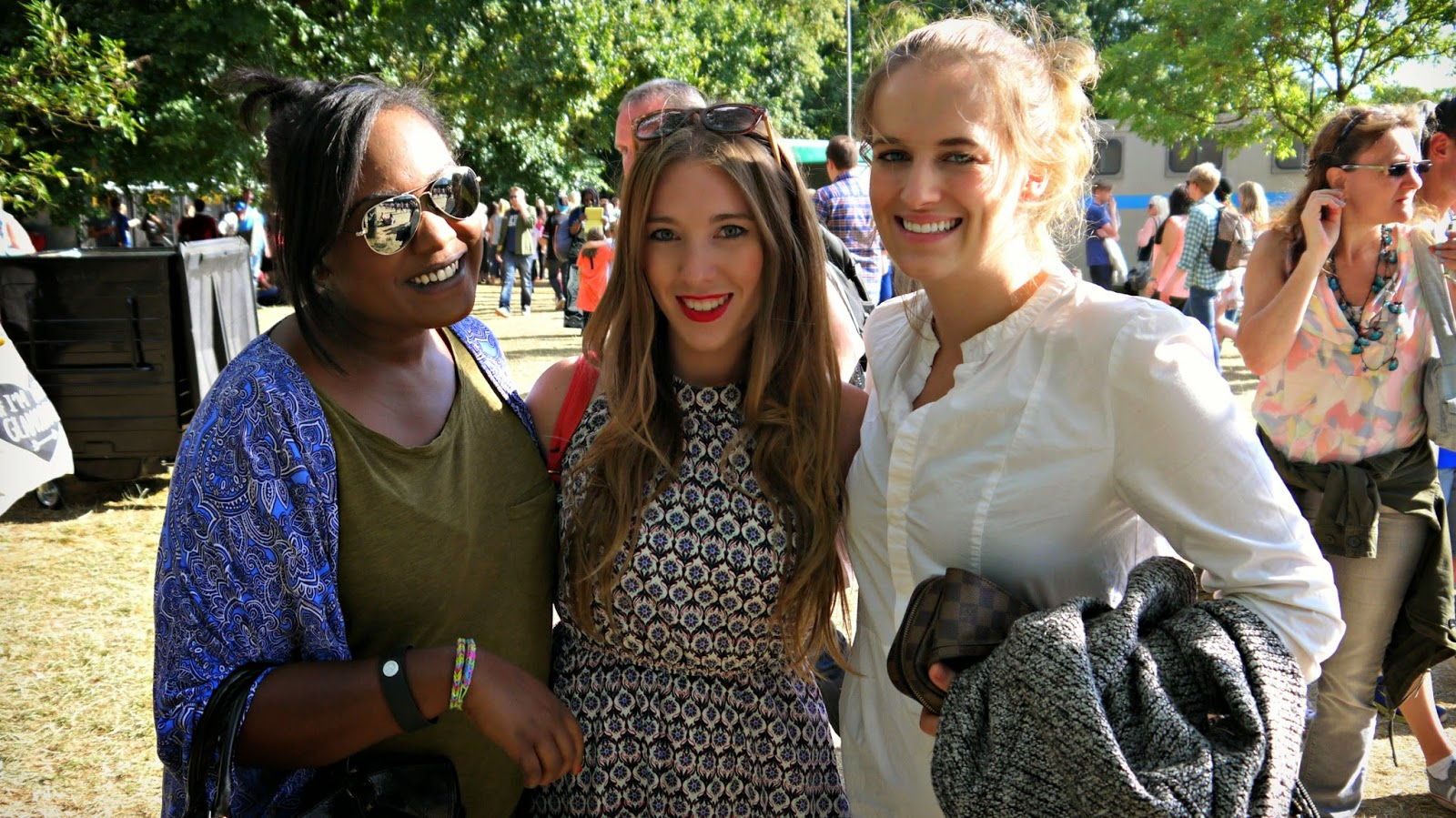 British Summer Time Hyde Park
