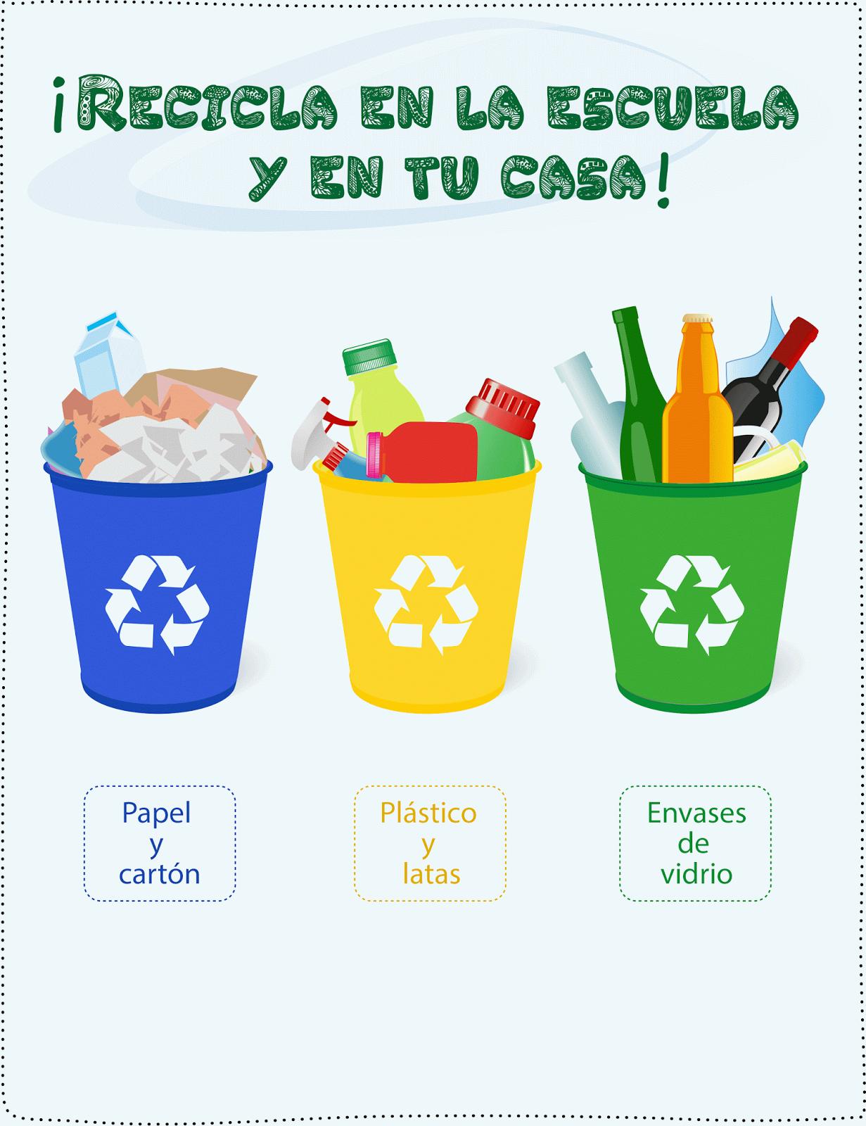 Monografias escolares cuidados del medio ambiente for Dibujos de las 3 r