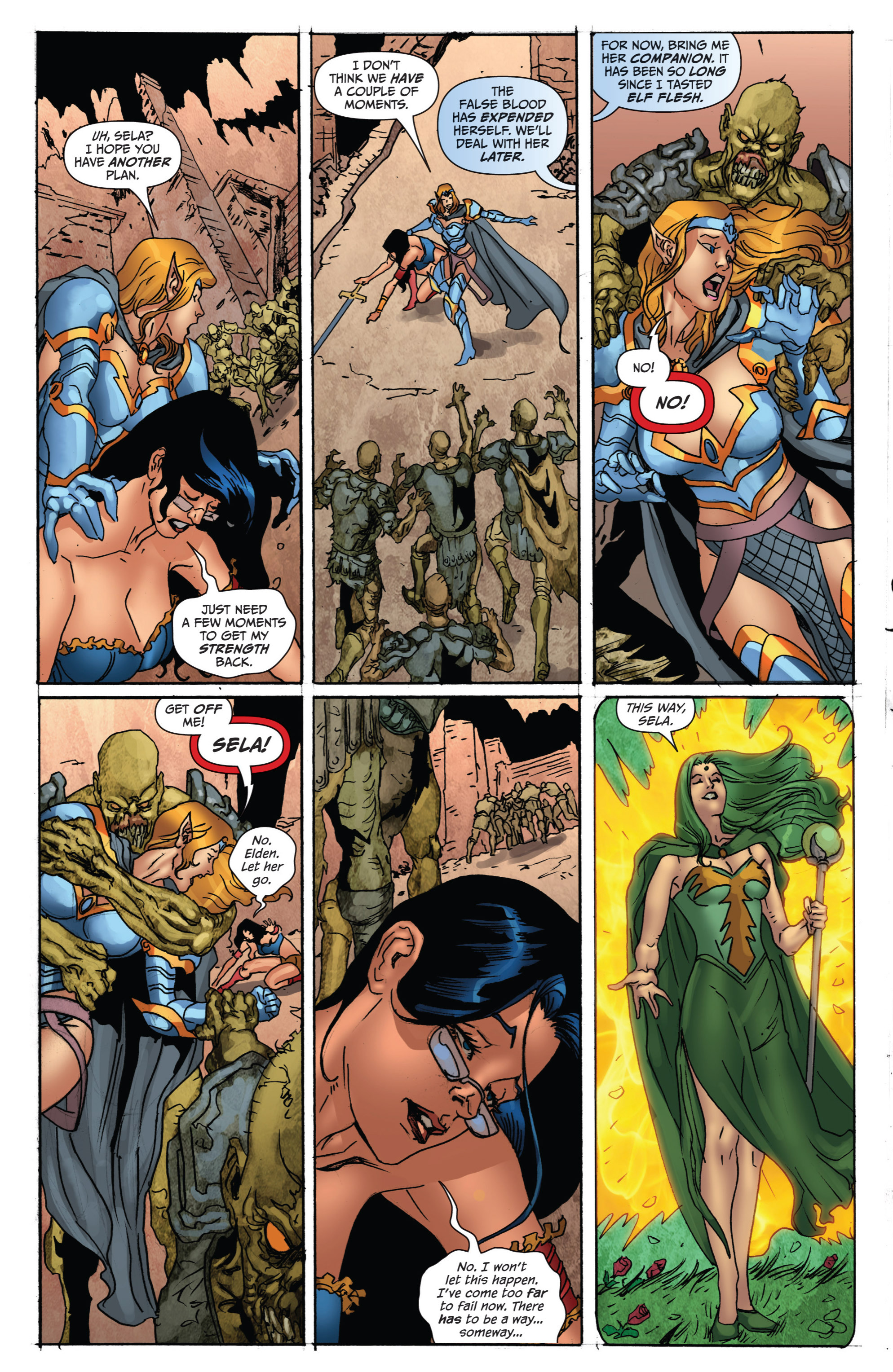 Grimm Fairy Tales (2005) Issue #74 #77 - English 11