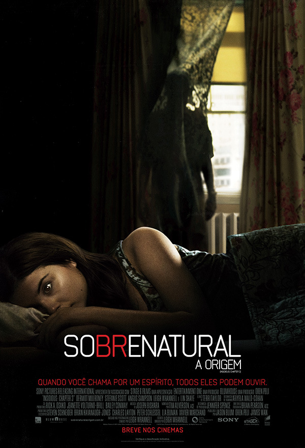 Sobrenatural: A Origem – Full HD 1080p – Legendado