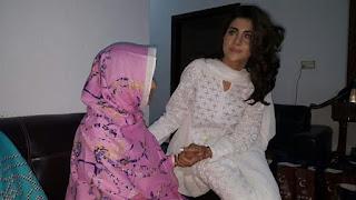 Wrong No Team Visits Bint e Fatima Old Age House