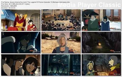 Download Film / Anime Avatar: The Legend of Korra Episode 15 Bahasa Indonesia
